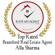 Alla Sharma, Top Rated Brantford Real Estate Agent