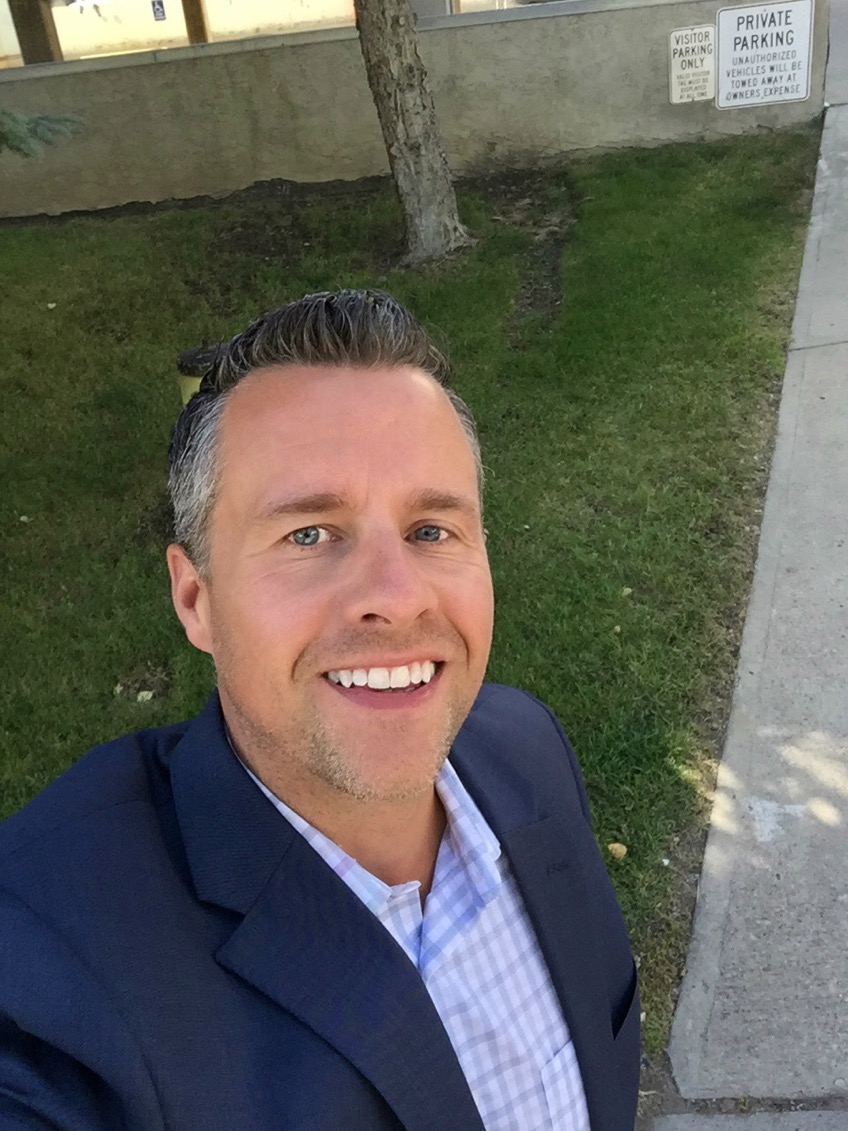 Ryan Hicke, Calgary, Real Estate Agent