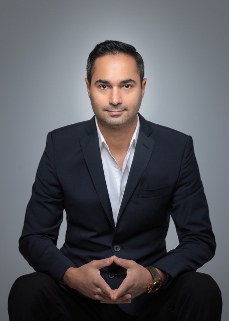 Arash Shakour, Montreal, Real Estate Agent