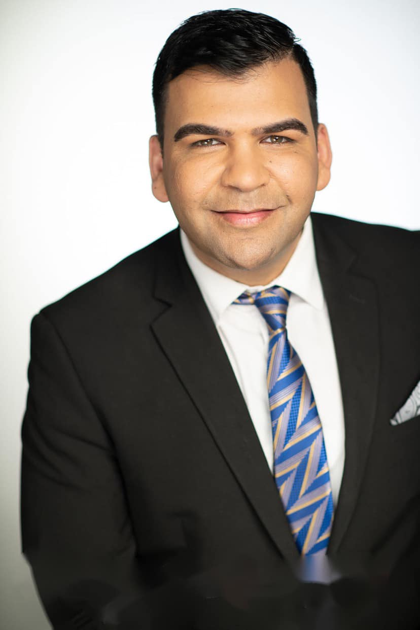 Asim Ali, Surrey, Mortgage Broker