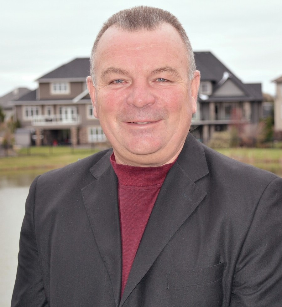 Derrick Stretch, Saskatoon, Real Estate Agent