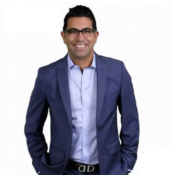 Eric Dayan, Surrey, Real Estate Agent