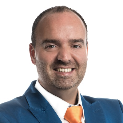 Hugo Inacio, Mirabel, Real Estate Agent