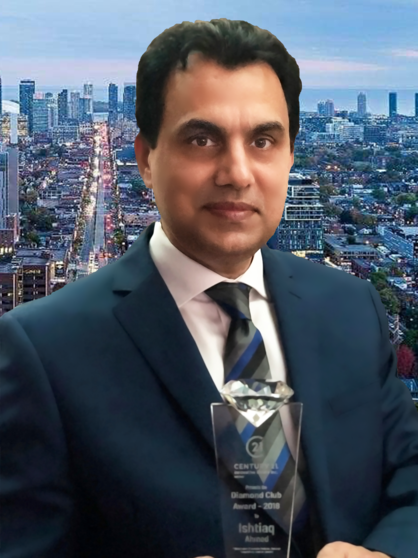 Ishtiaq Ahmed, Toronto, Real Estate Agent