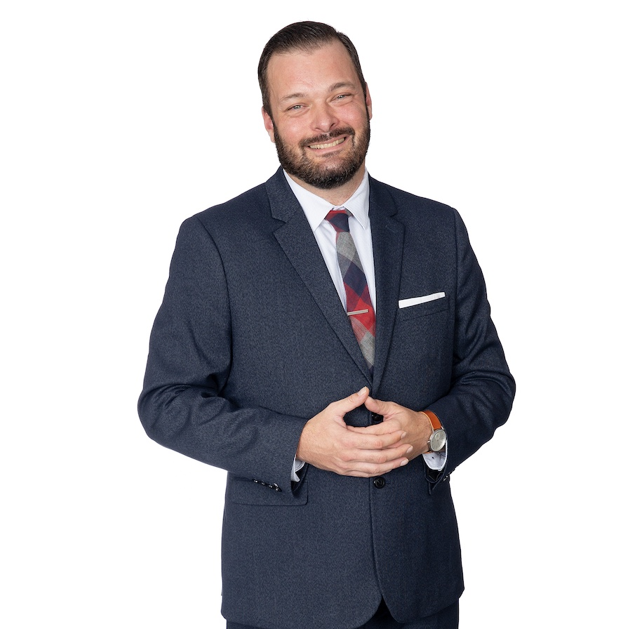 James Dwyer, Halifax, Real Estate Agent
