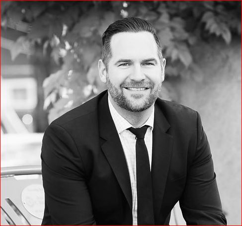 Jesse Hildebrandt, Chilliwack, Real Estate Agent