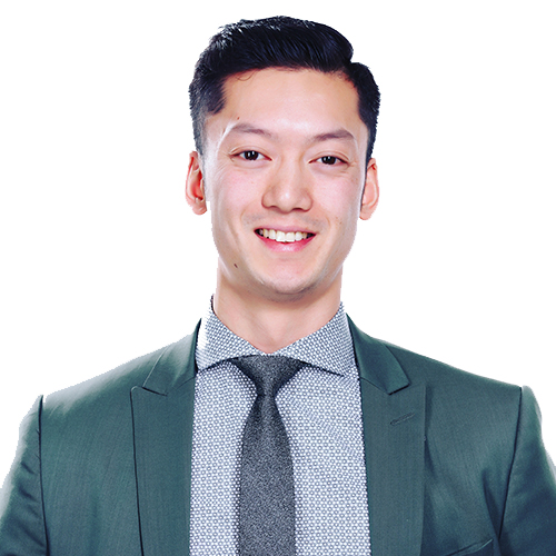 Jordan Lee, Vancouver, Real Estate Agent