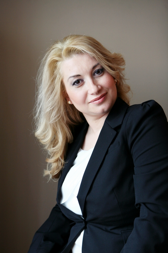 Ludmila Berenzon, Vaughan, Real Estate Agent