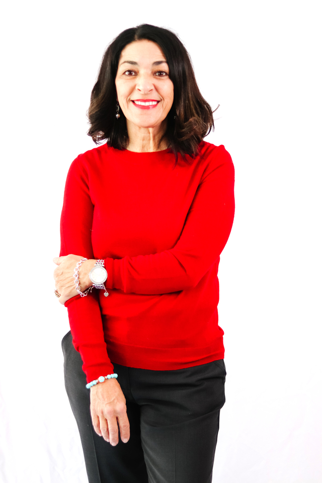 Margarita Parisone, Regina, Real Estate Agent