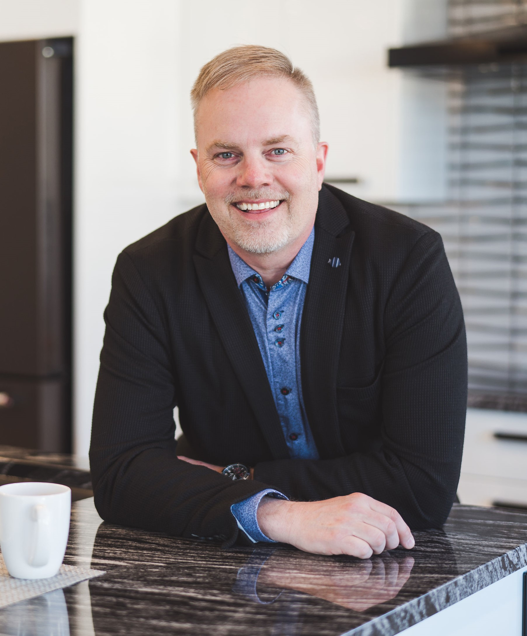 Mark Larson, Saskatoon, Real Estate Agent