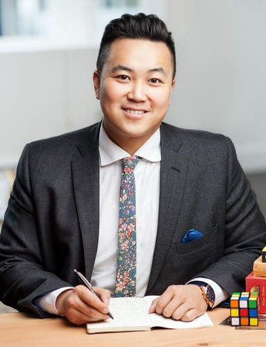 Michael Uy, Richmond, Real Estate Agent