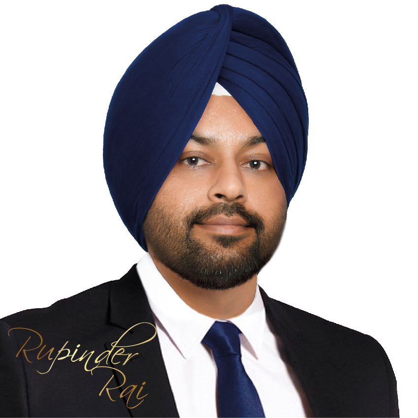 Rupinder Rai, Surrey, Real Estate Agent