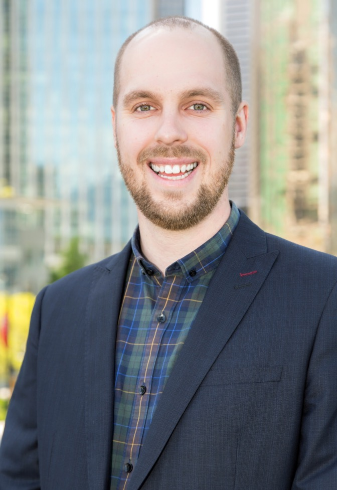 Sheldon Coxford, Vancouver, Real Estate Agent
