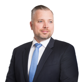 Robert McLeod, Edmonton, Real Estate Agent